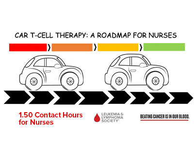 CAR T-CELL THERAPY: A ROAD MAP FOR NURSES course image